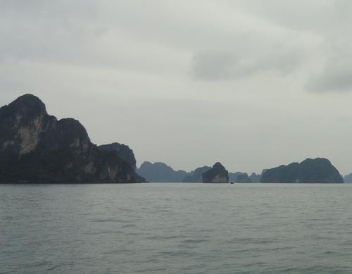 Halong Bay - Tai Chi mein Weg